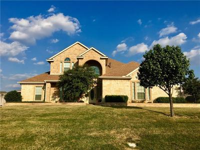 Kennedale Single Family Home Active Contingent: 625 Winterwood Drive
