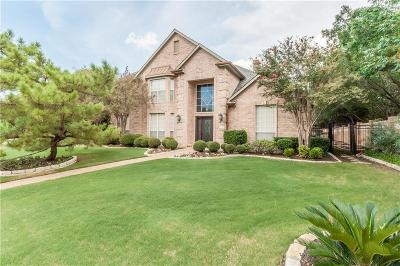 Coppell Single Family Home For Sale: 302 N Heartz Road