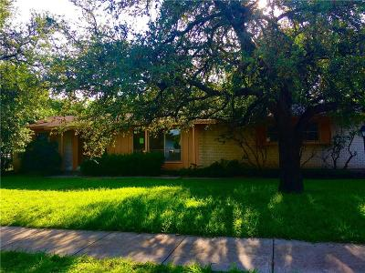 Farmers Branch Single Family Home For Sale: 12529 Keyport Drive