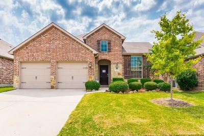 Little Elm Single Family Home For Sale: 1500 Cedarbird Drive