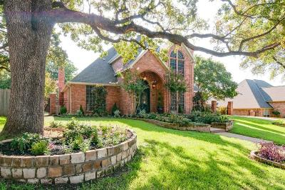 Colleyville Single Family Home For Sale: 4005 Mockingbird Lane