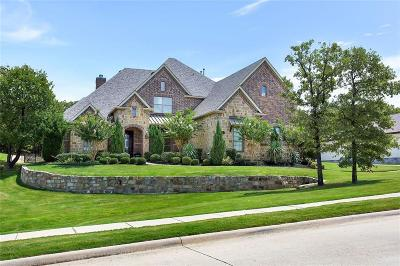 Corinth Single Family Home Active Option Contract: 3700 Post Oak Trail