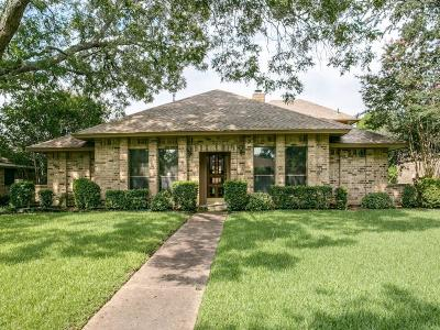 Single Family Home For Sale: 13145 Halwin Circle
