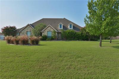 Haslet Single Family Home Active Option Contract: 325 Lonesome Trail