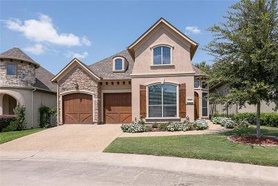 Farmers Branch Single Family Home For Sale: 3603 Vineyard Way