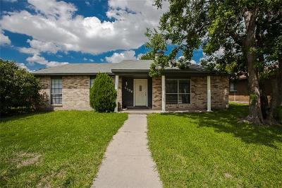 The Colony Single Family Home For Sale: 5536 N Colony Boulevard