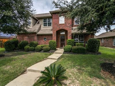 Rowlett Single Family Home Active Option Contract: 7405 Providence Drive