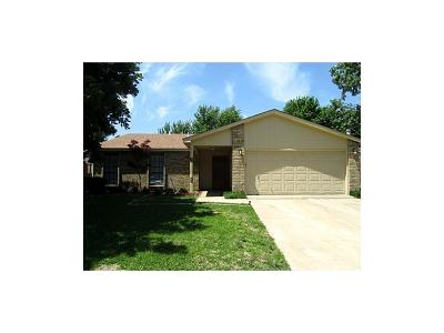 Fort Worth Single Family Home For Sale: 7632 Spicebush Road