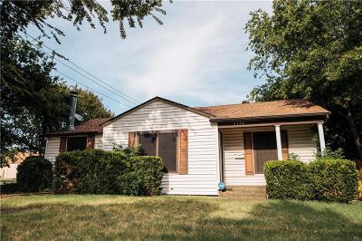 Richland Hills Single Family Home For Sale: 3116 Elm Park