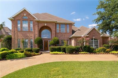 Mansfield Single Family Home For Sale: 1443 Southern Hills Drive