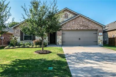 McKinney Single Family Home Active Option Contract: 517 Wichita Trail