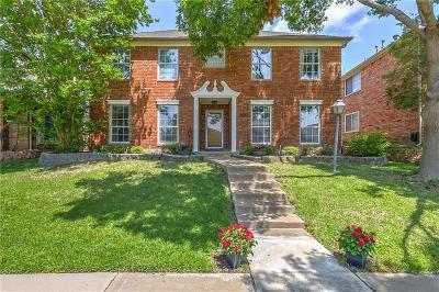 Carrollton Single Family Home For Sale: 2132 Cannes Drive