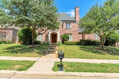 Frisco Single Family Home For Sale: 5832 Versailles Avenue
