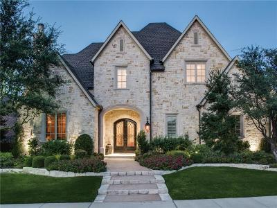 Frisco Single Family Home For Sale: 6412 Bluffview Drive