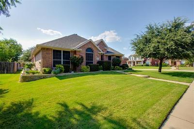 Keller Single Family Home For Sale: 1600 Overcup Lane