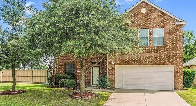 McKinney Single Family Home Active Option Contract: 2405 Joliet Place