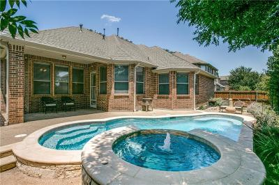 Allen Single Family Home For Sale: 957 Nightingale Drive