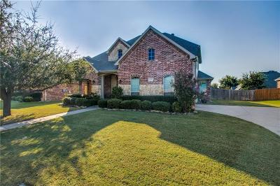 Mansfield Single Family Home For Sale: 1202 Lake Meadow Drive