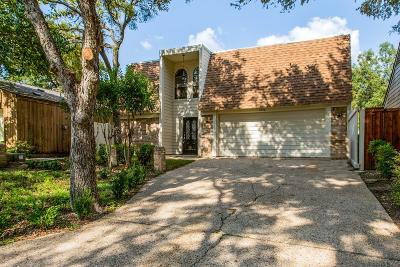 Garland Single Family Home For Sale: 6506 Kathleen Court