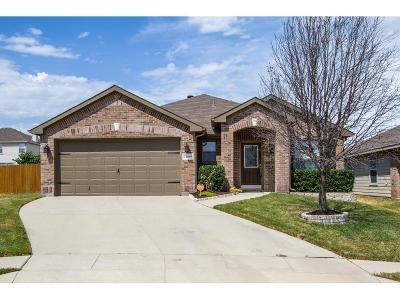 Fort Worth TX Single Family Home Active Option Contract: $214,900