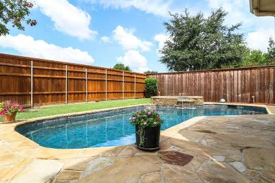 Grand Prairie Single Family Home Active Option Contract: 4629 Devonshire Drive