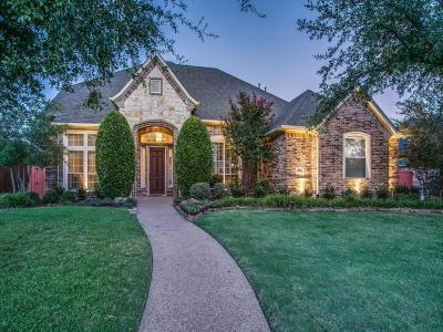 Garland Single Family Home Active Contingent: 7502 Ramblewood Drive