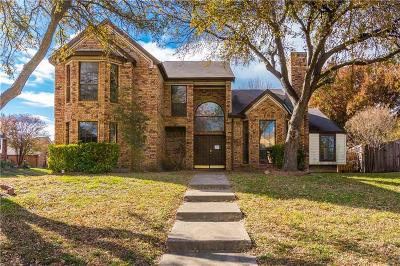 Allen Single Family Home For Sale: 808 Ridgemont Drive