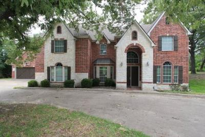 Mabank Single Family Home For Sale: Forest Glen Drive