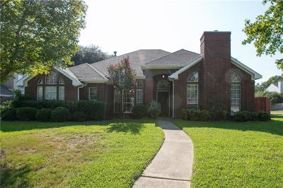 Flower Mound Single Family Home For Sale: 1557 Fuqua Drive