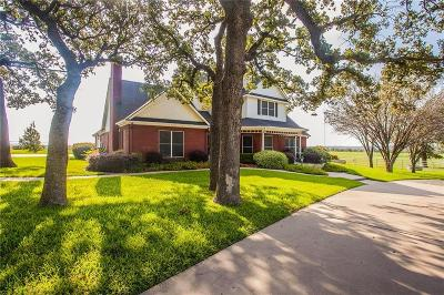 Weatherford Single Family Home For Sale: 104 A Grant Drive