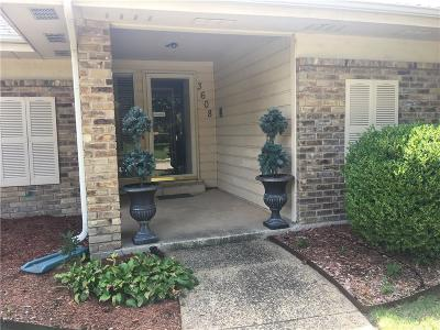 Single Family Home For Sale: 3608 Arbuckle Drive