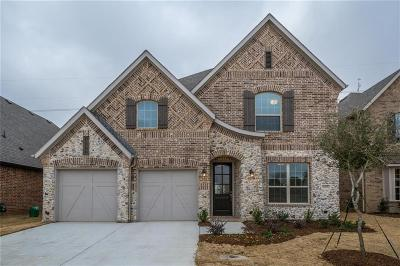 Flower Mound Single Family Home For Sale: 6105 Whiskerbrush Road