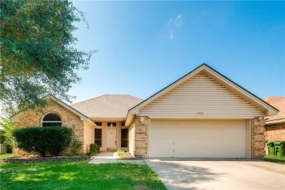 North Richland Hills Single Family Home For Sale: 6805 Hadley Drive