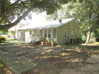 Kerens Single Family Home For Sale