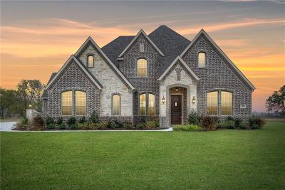 McKinney Single Family Home Active Option Contract: 4282 Lake Shore Drive