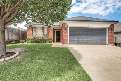 Single Family Home Active Option Contract: 4105 Big Thicket Drive