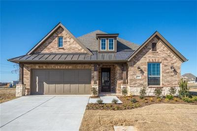 Flower Mound Single Family Home For Sale: 6209 Cupleaf Road