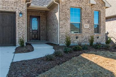 Celina Single Family Home For Sale: 2923 Bold Ruler Road