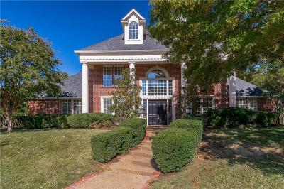 Southlake, Westlake, Trophy Club Single Family Home For Sale: 702 Sutton Mill Court