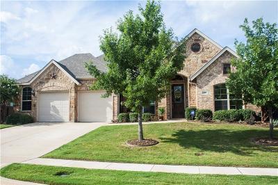 Mansfield Single Family Home Active Option Contract: 1106 Killian Drive