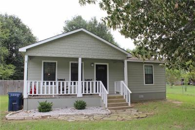 Chandler TX Single Family Home Sold: $134,900