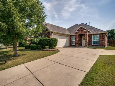 Allen Single Family Home For Sale: 1300 Cedar Springs Drive