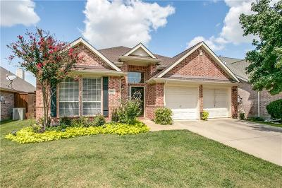 Frisco Single Family Home Active Kick Out: 2482 Streamside Court