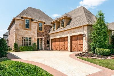 Tarrant County Single Family Home For Sale: 5056 Copperglen Circle
