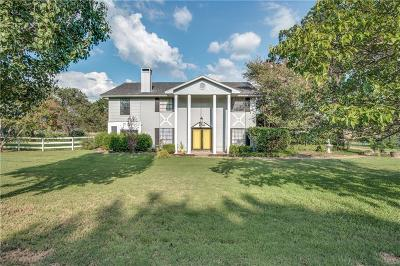 North Richland Hills Single Family Home For Sale: 8459 Shady Grove Road
