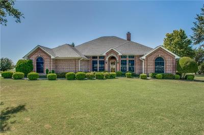 Fort Worth Single Family Home For Sale: 825 Creek Hollow Lane