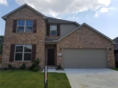 Aubrey Single Family Home For Sale: 1632 Ridge Creek Lane