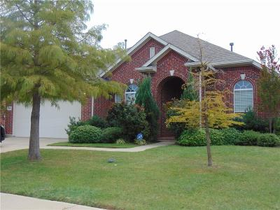 Lewisville Single Family Home For Sale: 2812 Shoreline Way