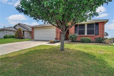 Anna Single Family Home For Sale: 1129 Batt Masterson Drive