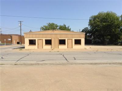 Palo Pinto County Commercial For Sale: 316 SW First Street